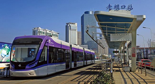 淮安现代城市轨道