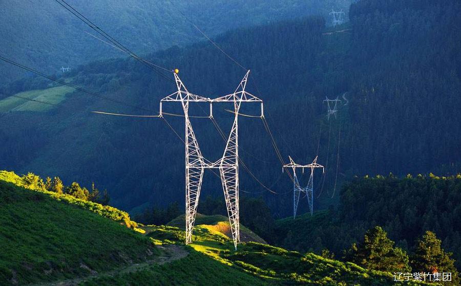 热轧角钢应用于特高压电塔